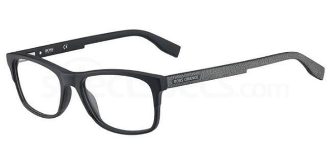 807 BO 0292 Glasses, Boss Orange