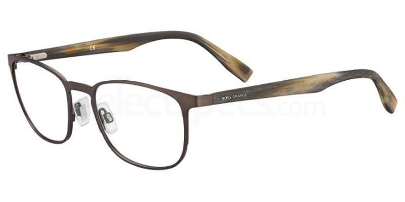 BU0 BO 0304 Glasses, Boss Orange