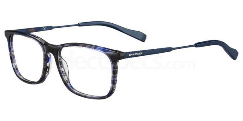 AVS BO 0307 Glasses, Boss Orange