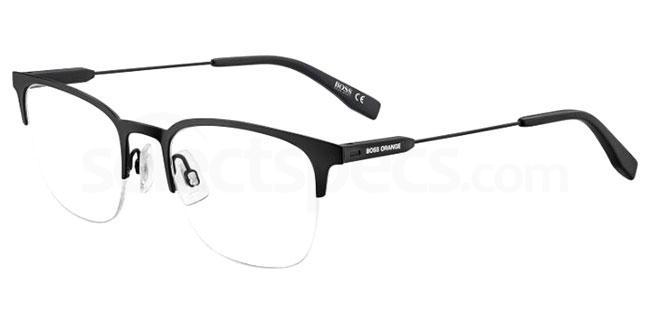 003 BO 0335 Glasses, Boss Orange