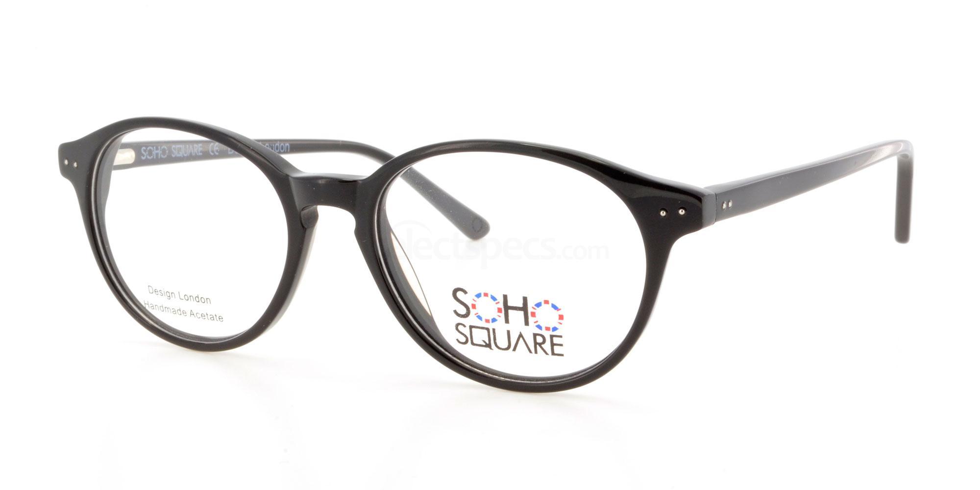 C1 SS 026 Glasses, Soho Square