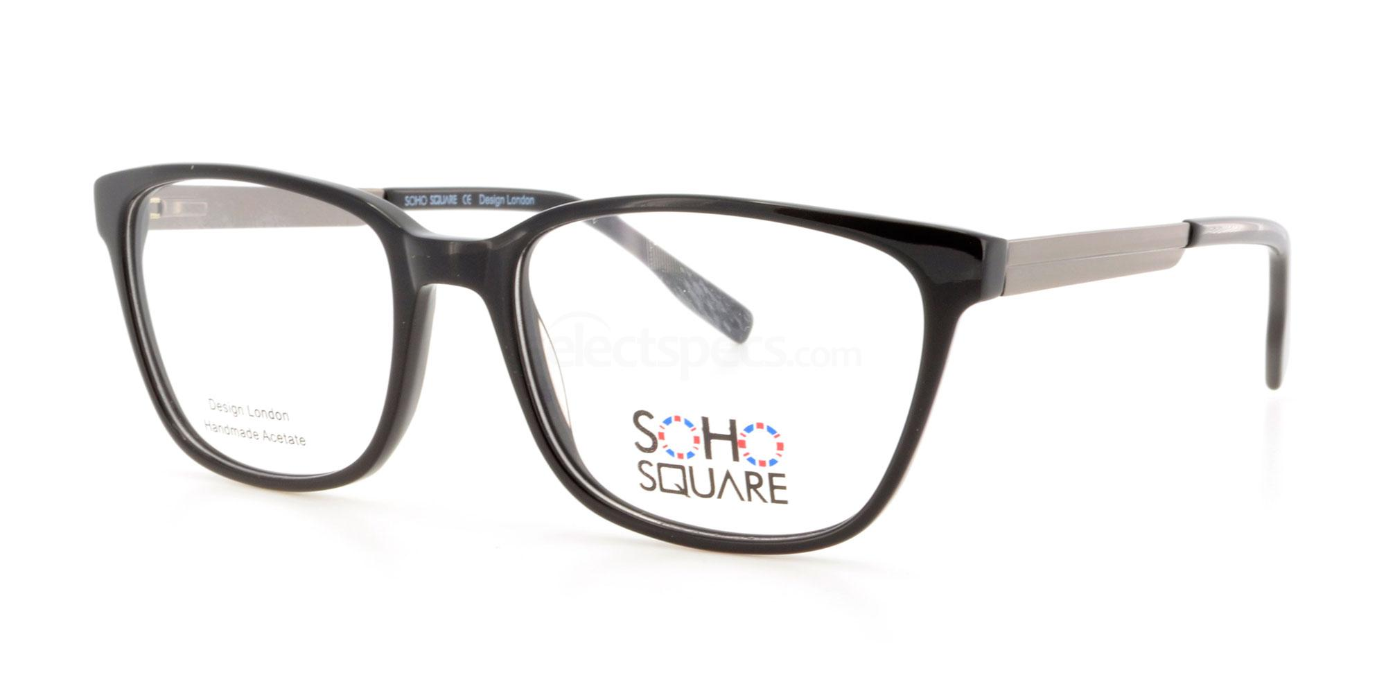 C1 SS 027 Glasses, Soho Square