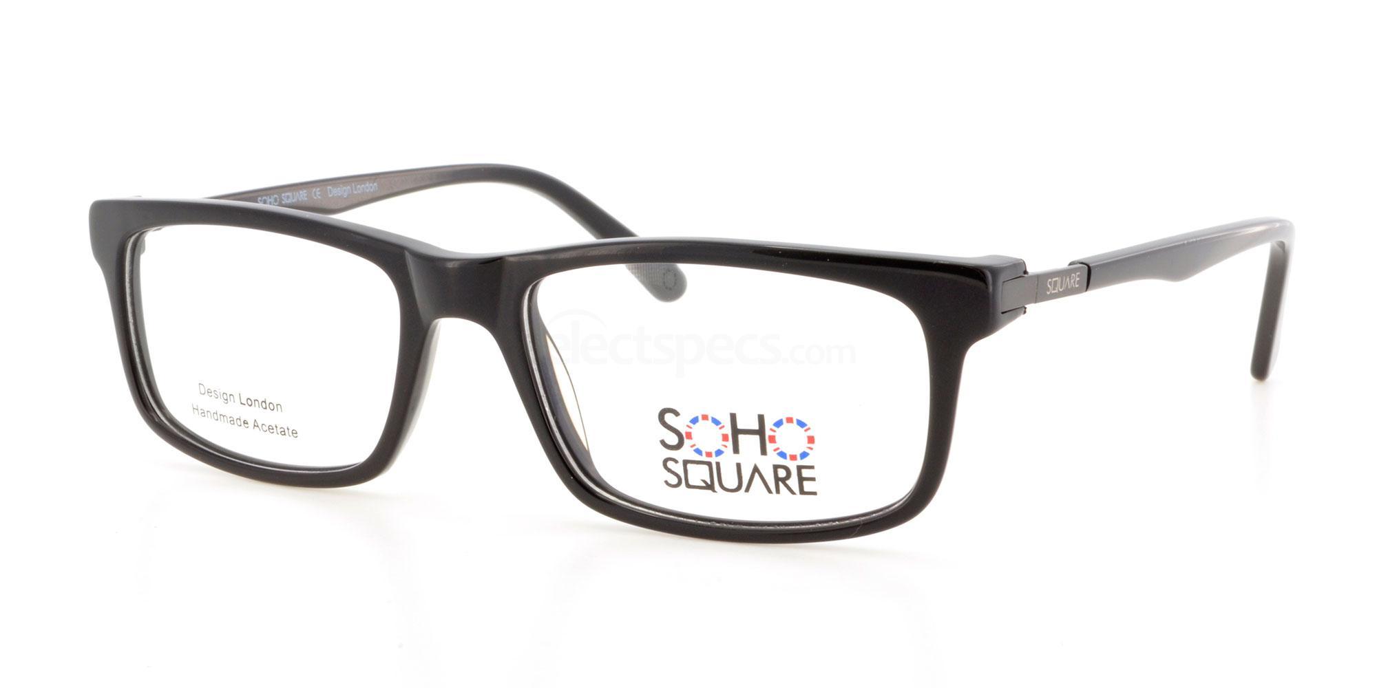 C1 SS 031 Glasses, Soho Square