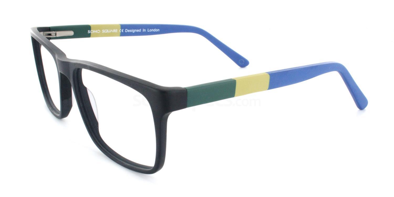C2 SS 048 Glasses, Soho Square