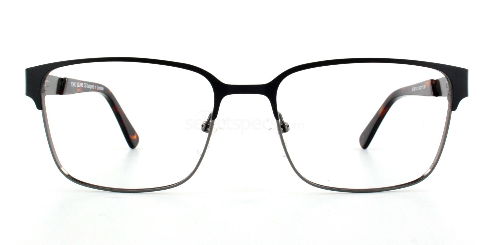 C1 SS 051 Glasses, Soho Square