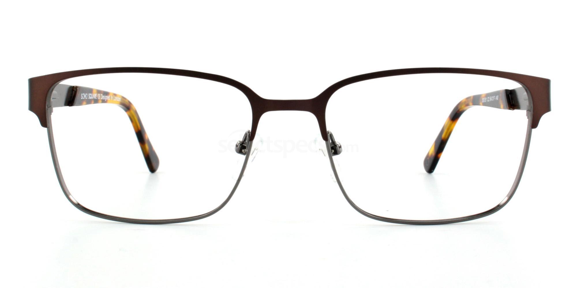 C2 SS 051 Glasses, Soho Square