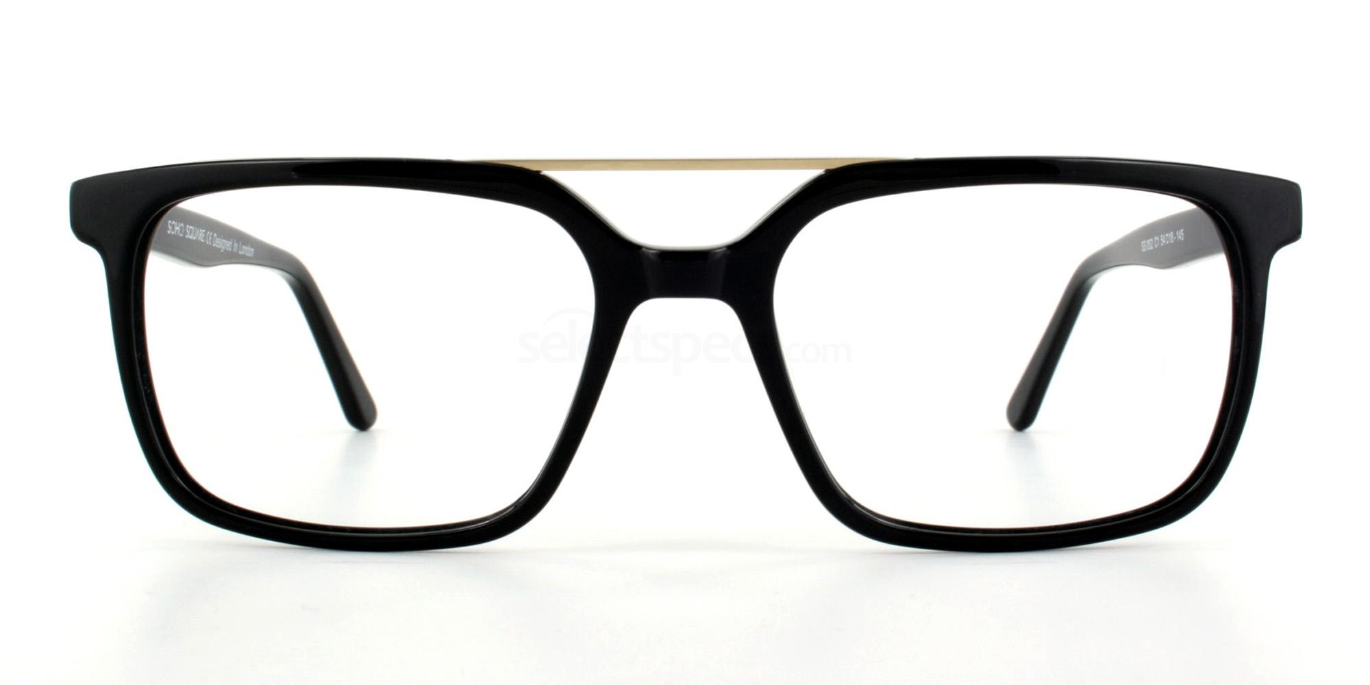C1 SS 052 Glasses, Soho Square