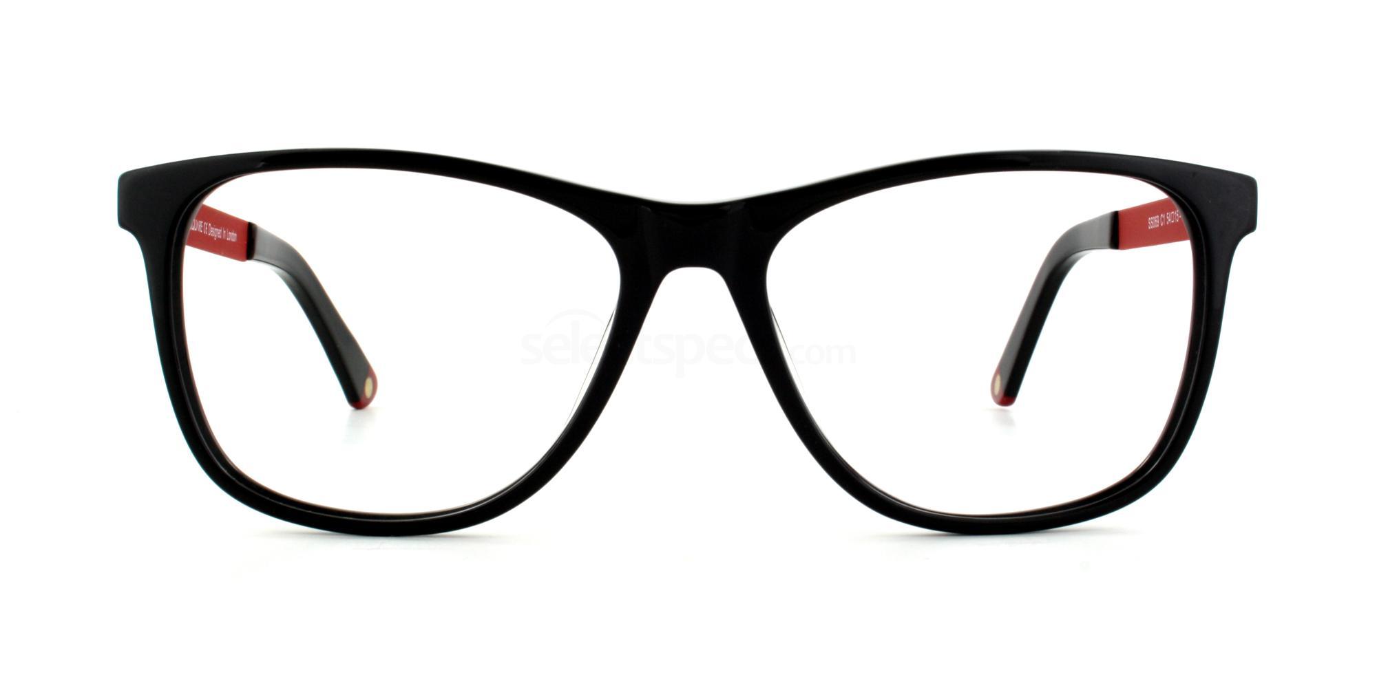 C1 SS 069 Glasses, Soho Square