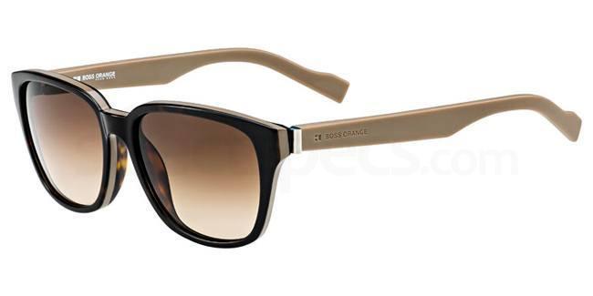 1NT (CC) BO 0128/S Sunglasses, Boss Orange