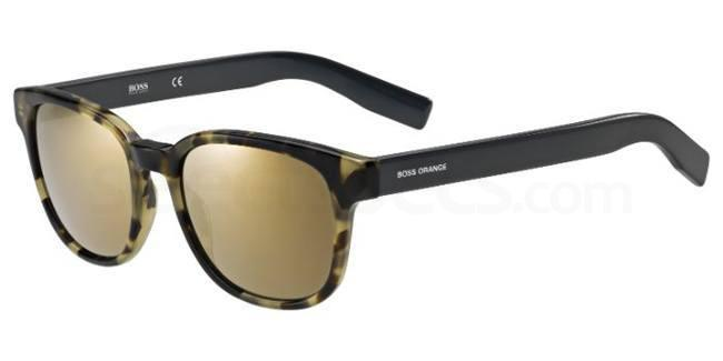 7DQ  (HJ) BO 0193/S Sunglasses, Boss Orange