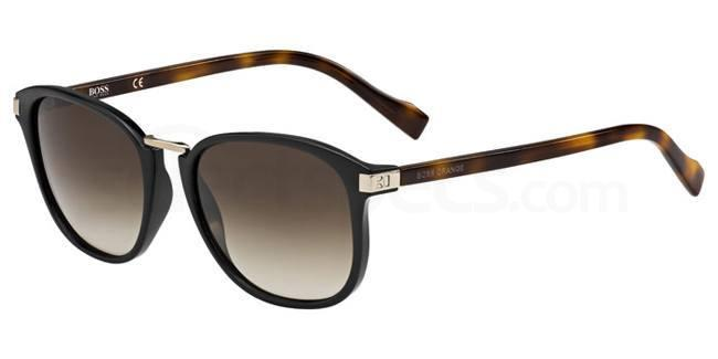 19C  (JS) BO 0178/S Sunglasses, Boss Orange