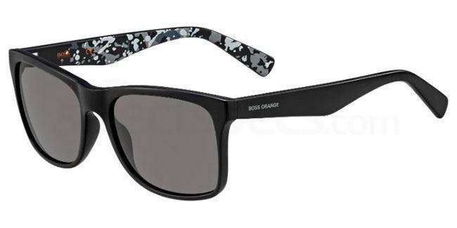 MYC (Y1) BO 0211/S Sunglasses, Boss Orange