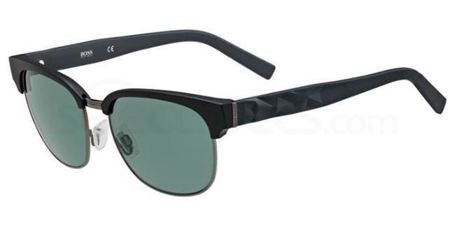 LE1 (A3) BO 0234/S Sunglasses, Boss Orange