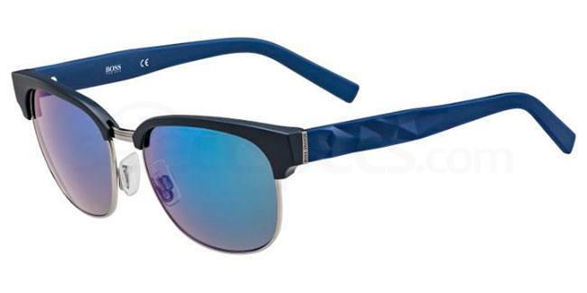 LE3 (23) BO 0234/S Sunglasses, Boss Orange