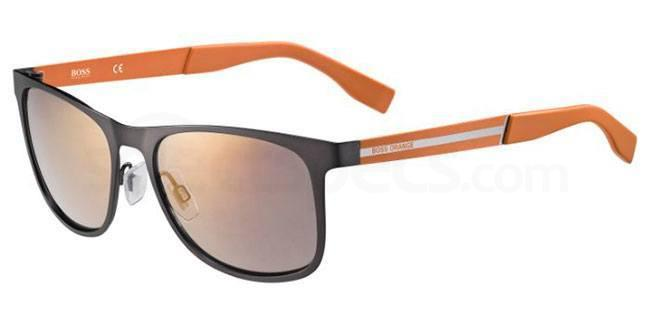 QDC  (CT) BO 0244/S Sunglasses, Boss Orange