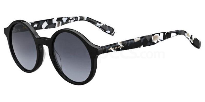 80S (9O) BO 0311/S Sunglasses, Boss Orange