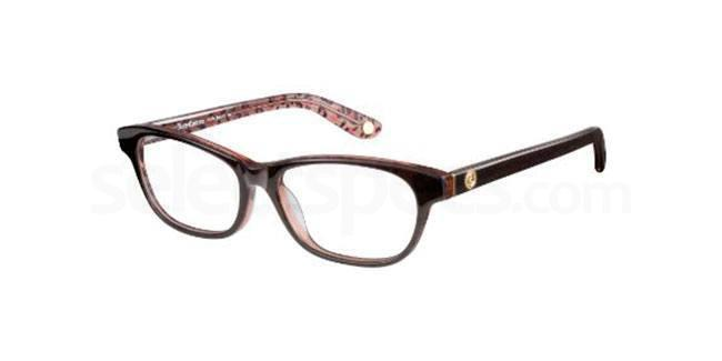 9OQ JU 157 Glasses, Juicy Couture