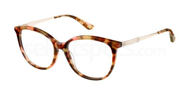 0T4 JU 167 Glasses, Juicy Couture