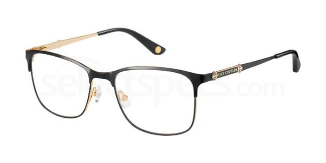 2M2 JU 168 Glasses, Juicy Couture