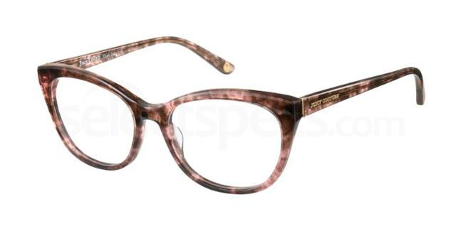 01K JU 169 Glasses, Juicy Couture