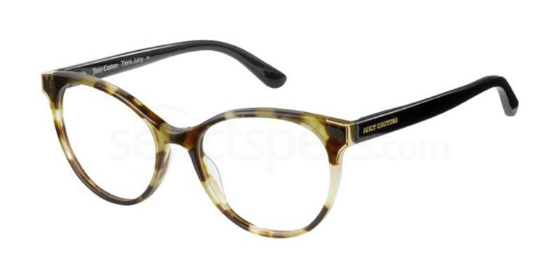 T6V JU 176 Glasses, Juicy Couture