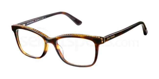 086 JU179 Glasses, Juicy Couture