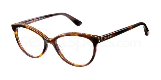 086 JU180 Glasses, Juicy Couture