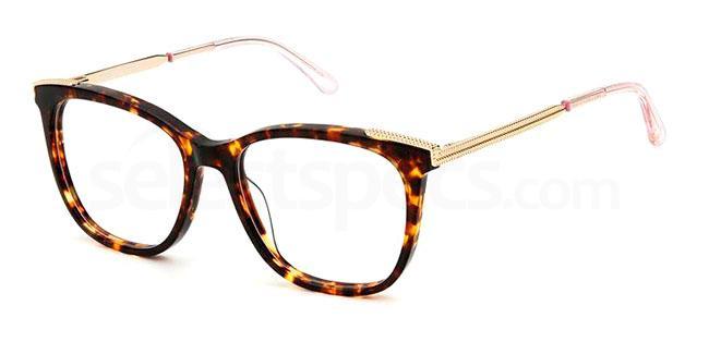 086 JU 211 Glasses, Juicy Couture