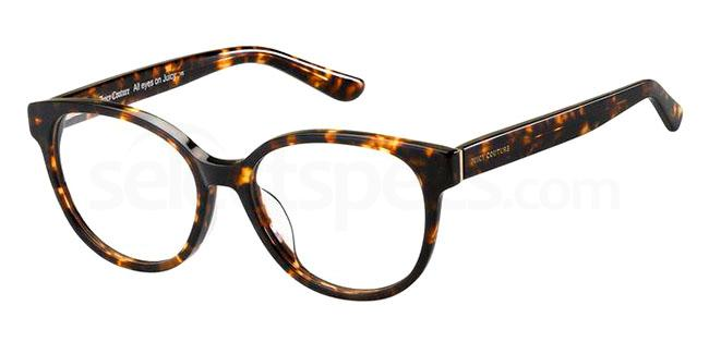 086 JU 204 Glasses, Juicy Couture