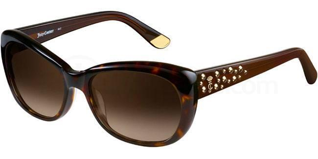 9RO (Y6) JU 556/S Sunglasses, Juicy Couture