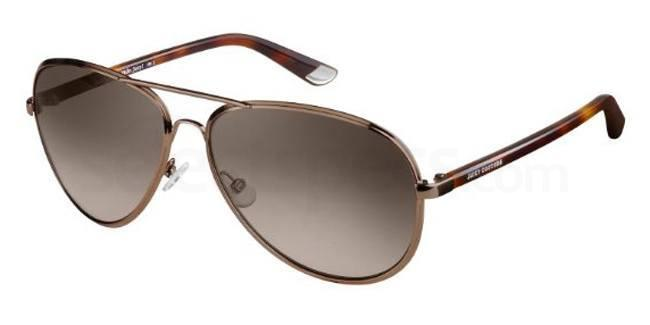 GC6  (CC) JU 574/S Sunglasses, Juicy Couture