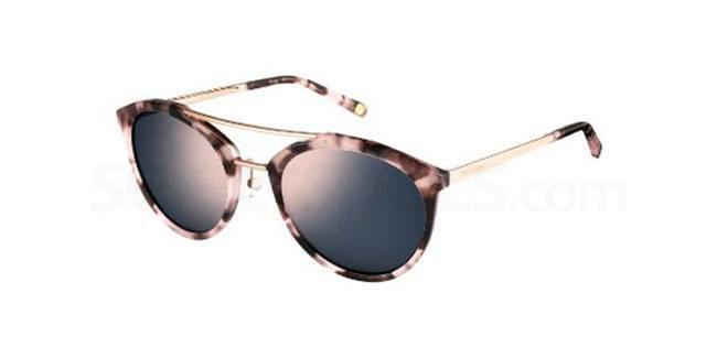 WF7  (0J) JU 578/S Sunglasses, Juicy Couture