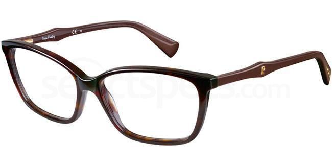 2UJ P.C. 8394 Glasses, Pierre Cardin