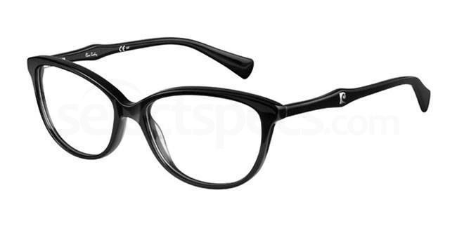 807 P.C. 8406 Glasses, Pierre Cardin