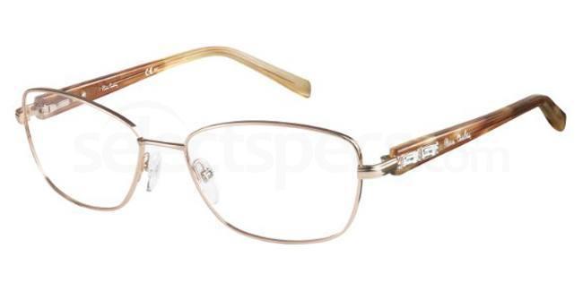 DM2 P.C. 8808 Glasses, Pierre Cardin