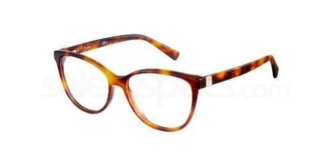 2RY P.C. 8438 Glasses, Pierre Cardin