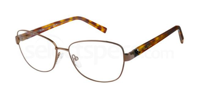 NTI P.C. 8829 Glasses, Pierre Cardin