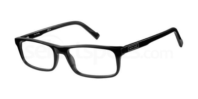 807 P.C. 6194 Glasses, Pierre Cardin