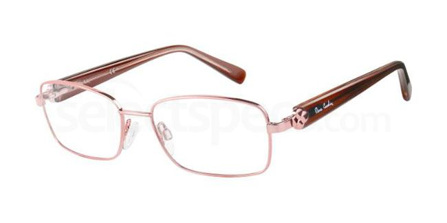 35J P.C. 8832 Glasses, Pierre Cardin