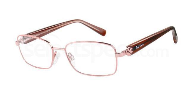 35J P.C. 8832 Glasses, Pierre Cardin