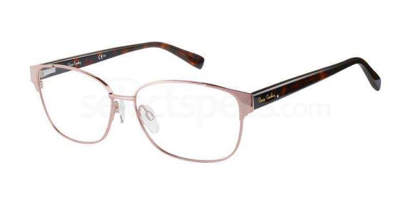 35J P.C. 8833 Glasses, Pierre Cardin