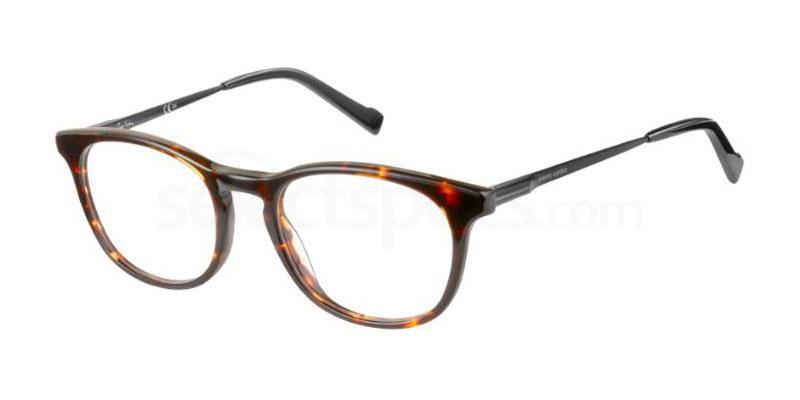 086 P.C. 6199 Glasses, Pierre Cardin