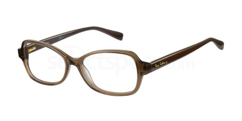 09Q P.C. 8458 Glasses, Pierre Cardin