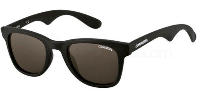 Carrera black wayfarer sunglasses