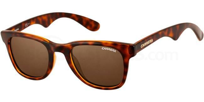 791 (SP) CARRERA 6000 (Polarized) Sunglasses, Carrera