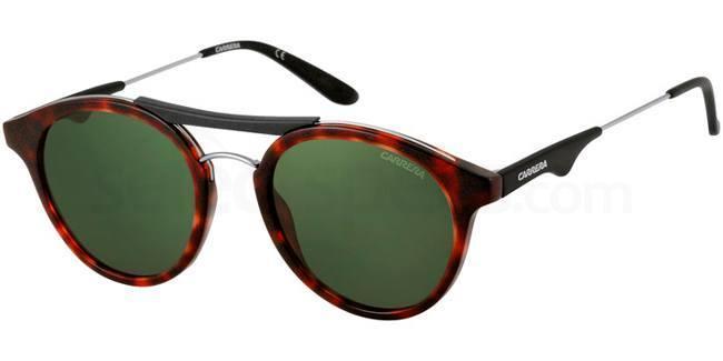 100 (DJ) CARRERA 6008 Sunglasses, Carrera
