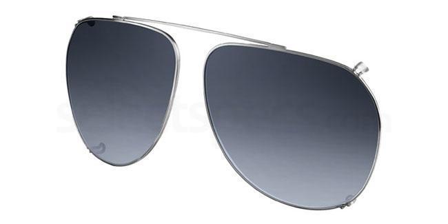 6LB  (HD) P.C.6790CLIP-ON Sunglasses, Pierre Cardin