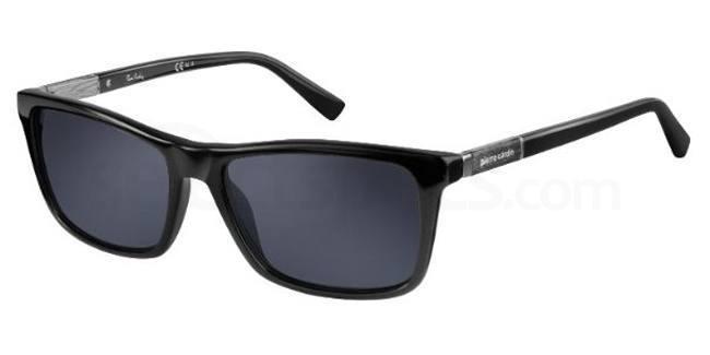 807  (TD) P.C. 6170/S Sunglasses, Pierre Cardin