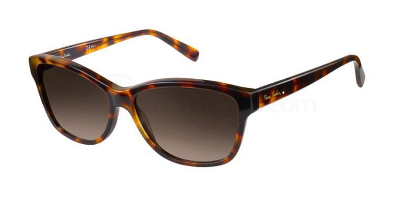 086 (HA) P.C. 8452/S Sunglasses, Pierre Cardin