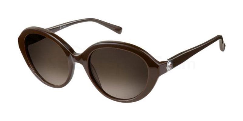 09Q (HA) P.C. 8455/S Sunglasses, Pierre Cardin